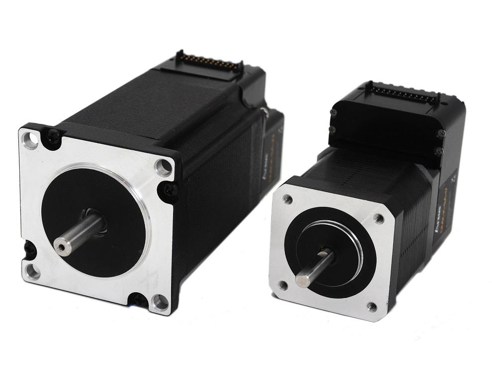 Integrated Stepper Motors