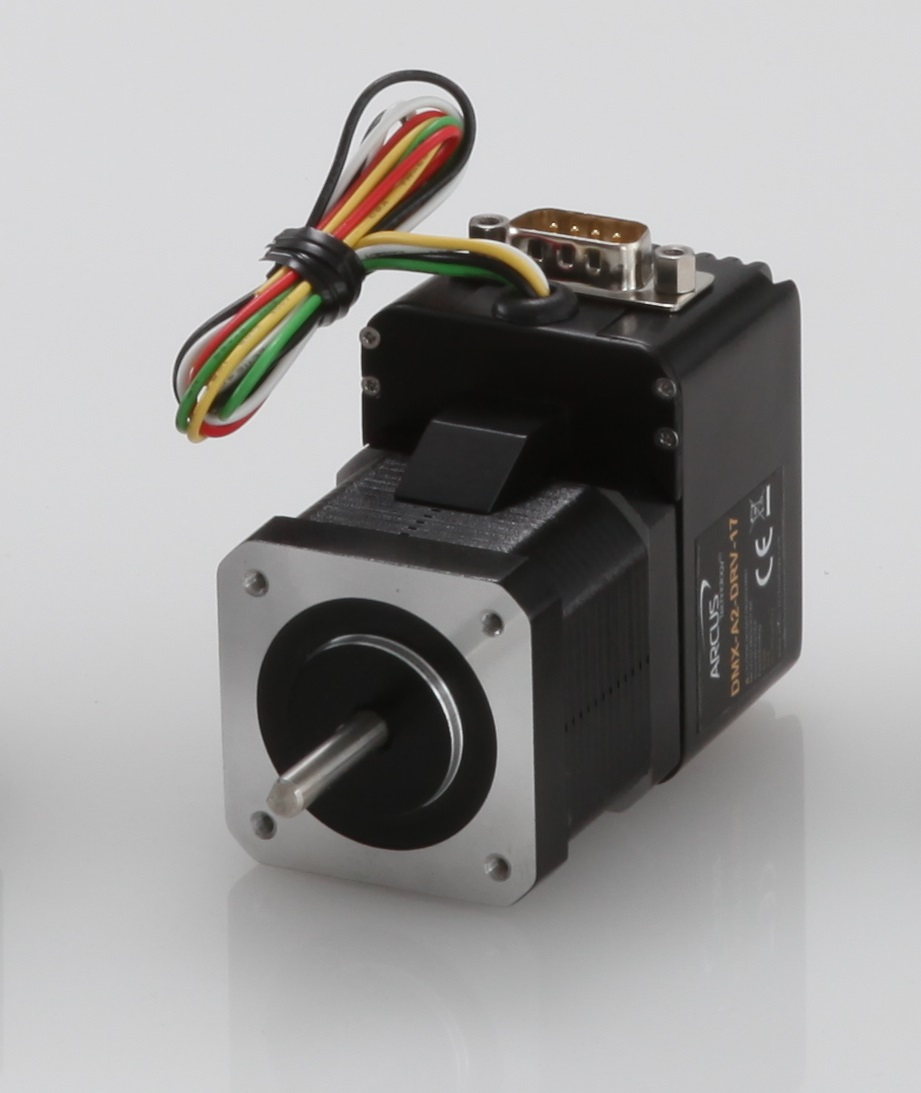 Integrated Stepper Motor Drivers Arcus Technology Inc Power Supply For Drive A May Dmx A2 Drv 17 High Resolution Microstep Driver