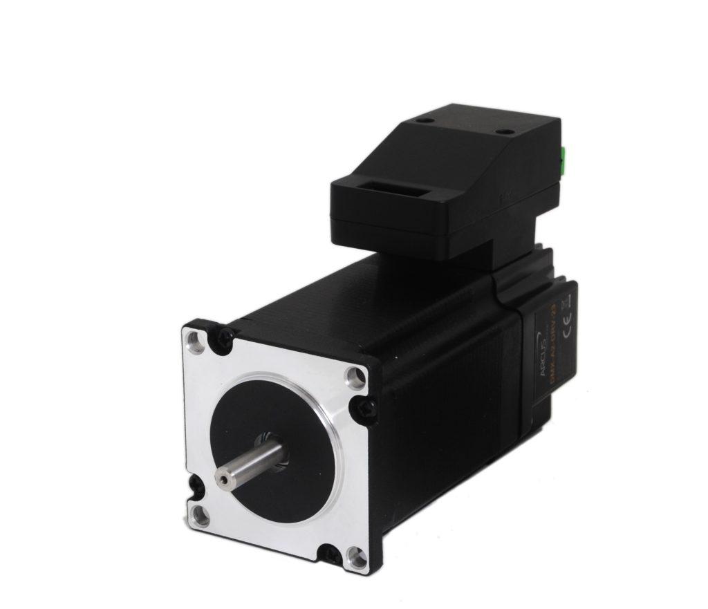Nema 23 Integrated Usb Stepper Motor Arcus Technology Inc