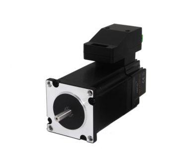 NEMA 23 Integrated Ethernet Stepper Motor | DMX-ETH-23