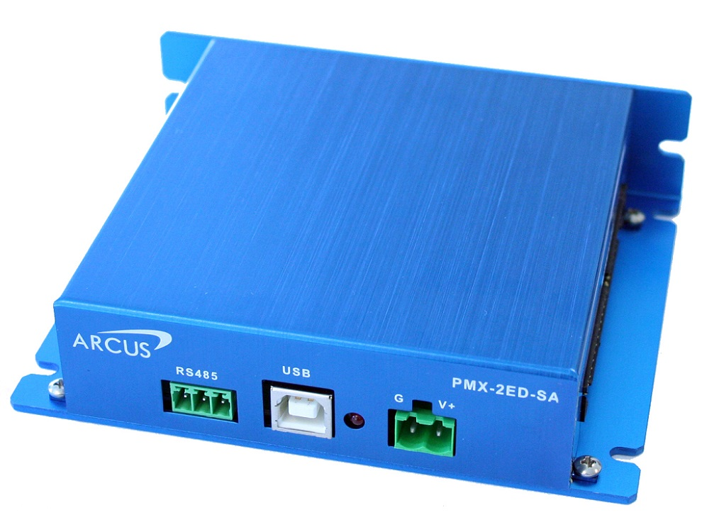 Advanced 2 Axis Controller Microstep Driver With USB 20 And RS 485 Communication